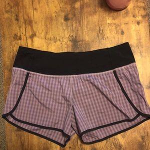 Size 8 Lululemon Running Short